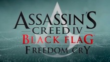 Assassin's Creed 4 DLC - Freedom Cry - has been presented in the launch video