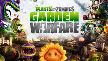 Play Plants vs. Zombies Garden Warfare for free already today!