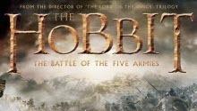 Фильм «Хоббит: Битва пяти воинств» обзавелся свежим постером (Кино)