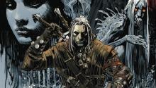 Поступил в продажу комикс The Witcher: House of Glass