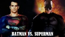 Фильм «Бэтмен против Супермена» обзавелся первыми скриншотами (Кино)