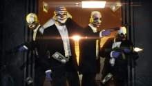 Payday 2 game has been released (trailer)
