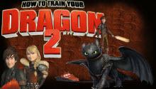 Le film d'animation Dragons 2 a obtenu nouvelle vidéo (Cinéma)
