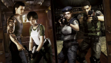 Resident Evil Origins Collection is announced