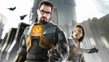 Half-Life 2: Episode 4 ended up the whole Half-Life series