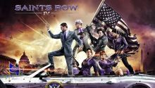 Saints Row 4 release date announced!