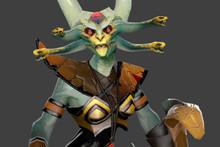 Новый Dota 2 герой - Медуза!