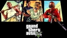 RockStar показала официальную обложку GTA 5