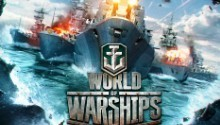 Видео с теста World of Warships