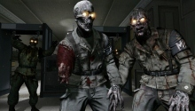 Black Ops II zombie attack