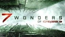 The third wonder of Crysis 3 in the new Crytek trailer