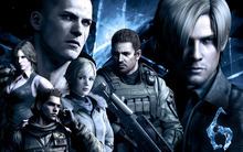 Some news about Resident Evil 6 from Comic-Con