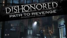Интерактивный трейлер геймплея Dishonored