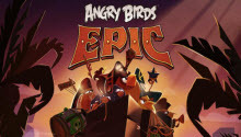Angry Birds Epic game has got its first official gameplay trailer