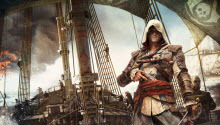 Assassin's Creed 4 release date, screenshots and trailer