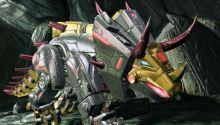 Динозавры в Transformers: Fall of Cybertron