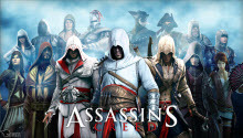 Picture of Assassin's Creed 5 hero and new Assassin's Creed 4: Black Flag edition have appeared in the network