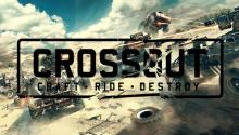 Le nouveau jeu Crossout est en cours de développement