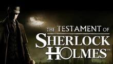 The last adventure of Sherlock Holmes