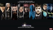 Short X-Men: Days of Future Past trailer was published (movie)