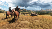 Wild West Online — took for Red Dead Redemption 2 — Gets the first screenshots