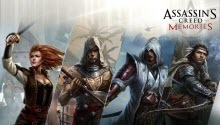 Игра Assassin's Creed Memories доступна на iOS
