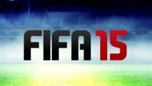La couverture de FIFA 15 a été présentée
