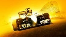 Nouveau jeu F1 2014 a été annoncé