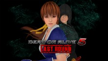 DEAD OR ALIVE 5: Last Round on PC doesn't include a part of content