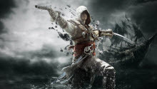 Great Assassin's Creed 4 painting was revealed