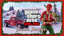 Duration of the holiday GTA Online update is extended