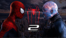 The Amazing Spider-Man 2 trailer was published (movie)