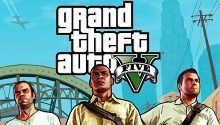 First look on the Grand Theft Auto V gameplay
