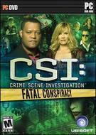 CSI: Crime Scene Investigation Fatal Conspiracy