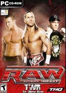 WWE Raw Ultimate Impact