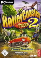 RollerCoaster Tycoon 2 Expantion - Time Twister