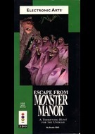 Escape from Monster Manor - A Terrifying Hunt for the Undead
