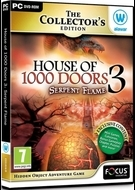 House of 1000 Doors: Serpent Flame -- Collector's Edition
