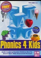 Phonics 4 Kids Deluxe [5 CD-ROM Edition]