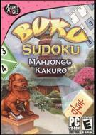 Buku Sudoku Mahjongg Kakuro