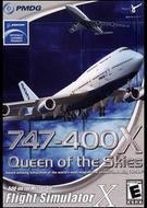 747-400X: Queen of the Skies