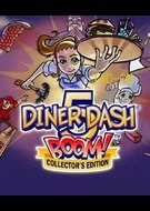 Diner Dash 5: Boom! The Collector's Edition