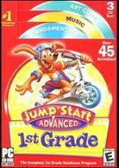 Download: JumpStart Advanced: 1st Grade PC game free  Review