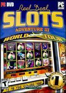 Reel Deal Slots Adventure III: World Tour
