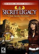 Secret Legacy: A Kate Brooks Adventure