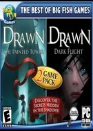 Best of Big Fish Games: Drawn - The Painted Tower/Drawn 2: Dark Flight 2 Pack