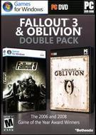 Fallout 3 & Oblivion Double Pack
