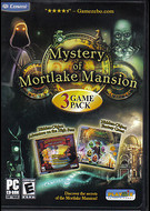 Mystery of Mortlake Mansion: 3 Game Pack