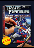 Transformers: Paint and Create