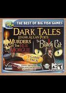 Best of Big Fish Games: Dark Tales - Edgar Allan Poe's Murders in the Rue Morgue/Edgar Allan Poe's The Black Cat